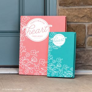 Craft With Heart subscription box