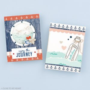 Seas The Day cards