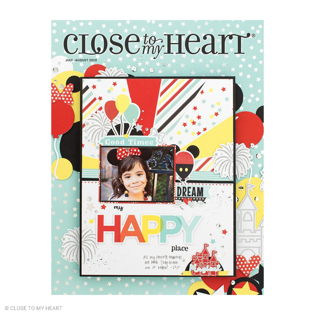 Close to my Heart Catalog