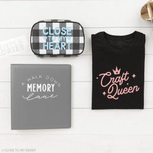 Craft Queen accessories