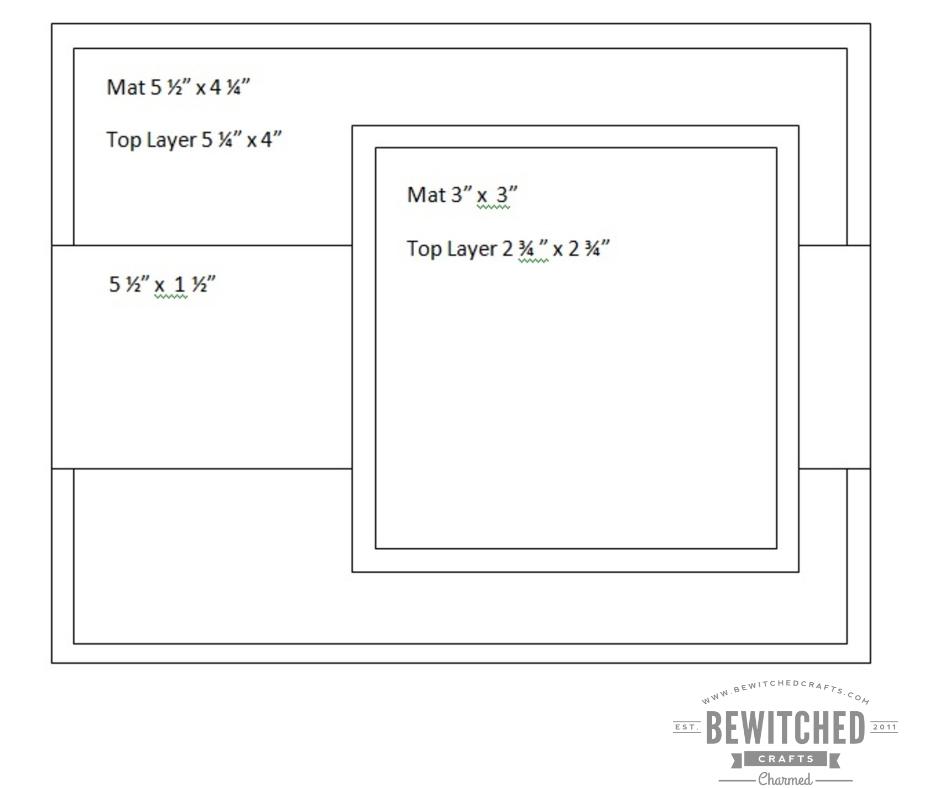 Card design sketch